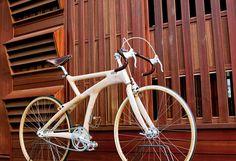 Ricor wooden bike 10