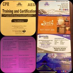 work, cpr, tamica's hair club plus, flyers,scentsy, incareRx  www.jeromesintuitivecounsel.com