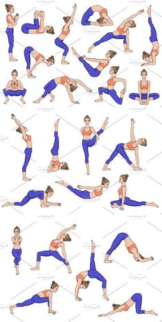 Part 1 26 Yoga poses. Part 26 Yoga poses. Part 1 Related beginner plus size yoga poses for women - Are you wanting to use yoga for wei. Diy Yoga, Yoga Bewegungen, Yoga Moves, Stretching Exercises, Iyengar Yoga, Ashtanga Yoga, Basic Yoga Poses, Yoga Poses For Beginners, Yoga Routine