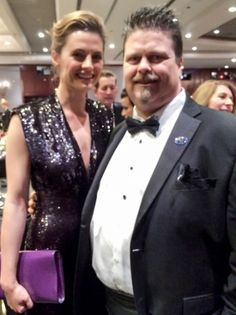 #StanaKatic with a fan at the ASC Awards (2015)