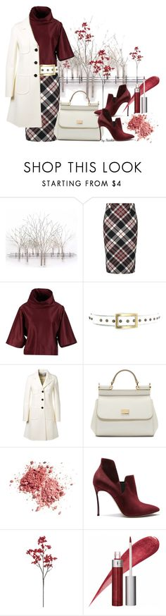 A fashion look from October 2015 featuring sleeve tops, wool coat and wool skirt. Browse and shop related looks. Stella Mccartney, Alexander Mcqueen, Valentino, Fall Looks, Shoe Bag, Clothes For Women, Female, Dolce, Mineral