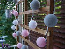 ⭐️ Bestseller 20er Lichterkette ⭐️ Cottonballs