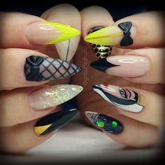 Fingernails #Nails #Fingernails