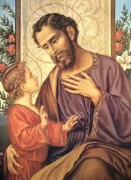 Resultado de imagen para Jesus y San Jose