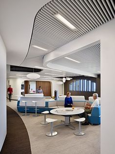 Nationwide Children's Hospital in Columbus Healthcare Design, Ohio. #healthcare