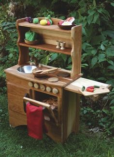 The Mindful Home: Nontoxic, Eco Friendly Toy Kitchens and Accessories