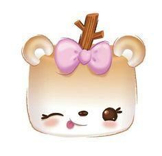 Cute marshmallow!!