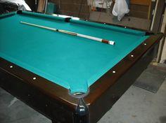 Diy pool table - AzBilliards.com