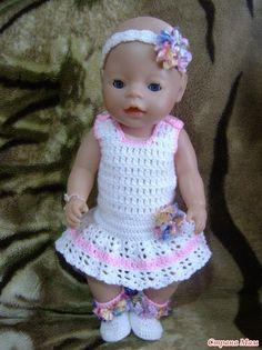 Одежда для кукол Беби Борн: Фото альбомы - Страна Мам