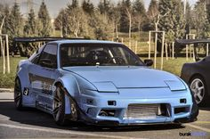 Discover recipes, home ideas, style inspiration and other ideas to try. Nissan 180sx, Tuner Cars, Jdm Cars, Muscle Cars, Nissan Z Cars, Top Luxury Cars, Mitsubishi Lancer Evolution, Drifting Cars, Nissan Silvia
