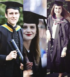 "Congrats ""Hogwarts Class"" of 2014! :)... Yea they all graduated from college this year which is so awesome"
