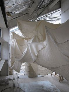 Diana Orving, installation / fort.: