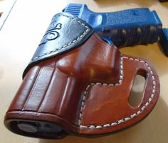 Leather Avenger Style Holster. Many weapon models to choose from. Allow 2-4 Weeks Build Time.