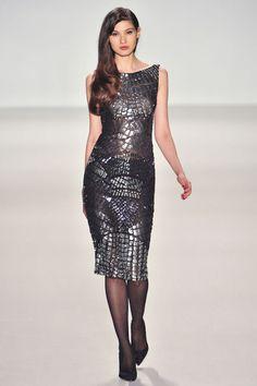 Pamella Roland at New York Fall 2014