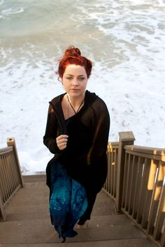 Amy Lee on 'Aftermath' and Returning to the Road cantante compositora de rock alternativo USA