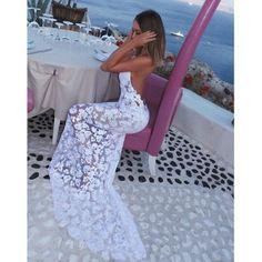 Makes me want a beach wedding.