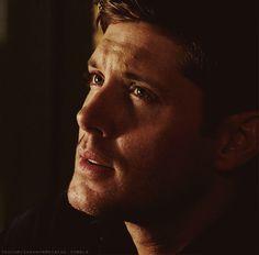 [gif] achingly beautiful Dean  #Supernatural