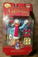 Disney Donald Duck Scrooge's Nephew Fred Mickey's Christmas Carol action figure