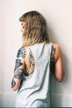 Laura Marianna Tattoo //
