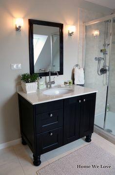 combine two ikea products to create a tiny bathroom vanity ikea ikea hack and bathroom