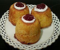 Päivi leipoo: Runebergin tortut