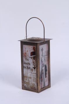 lantern vintage men