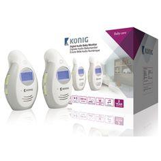 ¡Producto recomendado! ¿Quieres mantener controlado de manera constante a tu bebé? Hazlo con este vigilabebés de König. Cómpralo en: http://blog.pcimagine.com/la-tranquilidad-de-tu-hogar-monitor-para-bebes-con-audio-digital-y-lcd-de-24-ghz/ #vigilabebes #konig