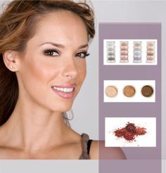 Soft make up look to enhance your features but not to hide them