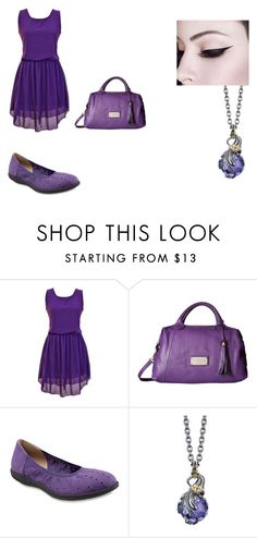 """""""mara argent outfit 7"""" by bellapaige-marshall on Polyvore featuring Mario Valentino, SoftWalk and Stephen Webster"""