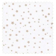 Batiste poussière d'étoiles glitter  or edited by LM