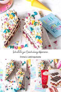 Party Box, Cupcakes, Sweets, Breakfast, Blog, Dessert Bars, Bakken, Birhday Cake, New Recipes