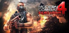 Modern Combat 4: Zero Hour v1.1.6 APK Free Download - Full Apps 4 U