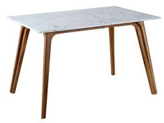 Uvala: Stone top table, Stone, Teak Wood, Modern furniture, for Commercial, Residential, Dining
