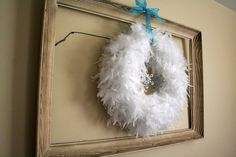feather wreath 026-2