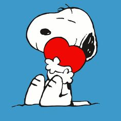 92444-snoopy-snoopy-and-heart-vector.png (1600×1600) #dogsfunnywallpaper