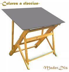 escritorio - mesa de dibujo - planos - tablero