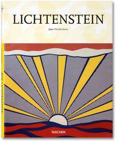 Lichtenstein. TASCHEN Books (Basic Art Series, TASCHEN 25 Edition)