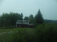 Loved all the old rustic barns & farms in British Columbia and Alberta, Canada, Summer holiday, August, 2014.