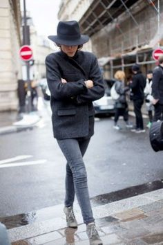 How To Dress Like A French Voguette