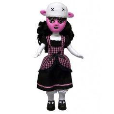 Living Dead Dolls Scary Tales Little Bo Creep Series 5 Doll