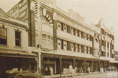[Miller's Feather Factory in Chapel Street, Prahran] Melbourne Victoria, Victoria Australia, Melbourne Suburbs, Melbourne Australia, Historic Homes, Back In The Day, Windsor, Old Photos, Architecture Design