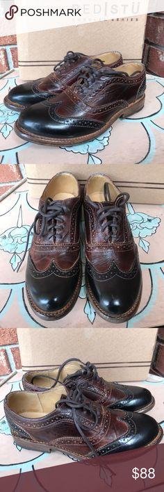 BED STU Lita Oxfords Excellent condition! Bed Stu Shoes