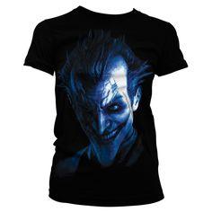 Batman Arkham City The Joker T-Shirt