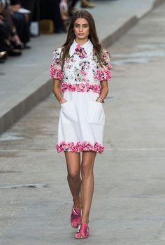 Chanel Spring/Summer 2015