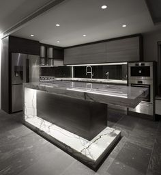 Ultra Modern kitchen Designs... https://www.pinterest.com/pin/560698222350055700/ #kitcheninteriordesigncontemporary