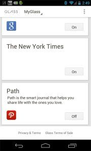 The New York Times Releases Its Headline-Reading Google Glass App