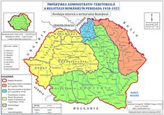 Turism Romania, Alternate History, Historical Maps, Places, Poland, Geography, Lugares