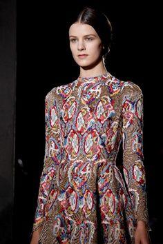 Valentino Details Haute Couture Spring/Summer 2014