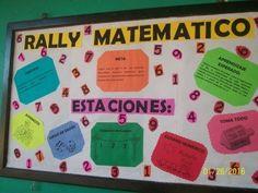 RALLY MATEMÁTICO (1) Montessori Math, Homeschool Math, Teaching Time, Teaching Math, Doubles Facts, Math Vocabulary, Teachers Aide, Math Humor, Math For Kids