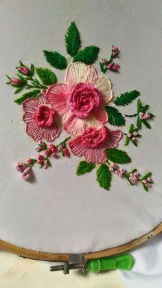Resultado de imagem para hand embroidery patterns